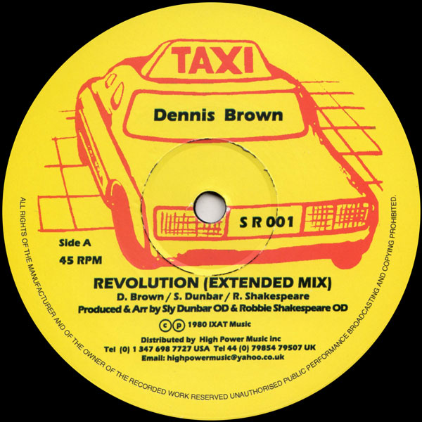 dennis-brown-revolution-taxi-cover