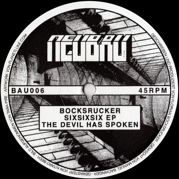 bocksrucker-sixsixsix-ep-neubau-cover