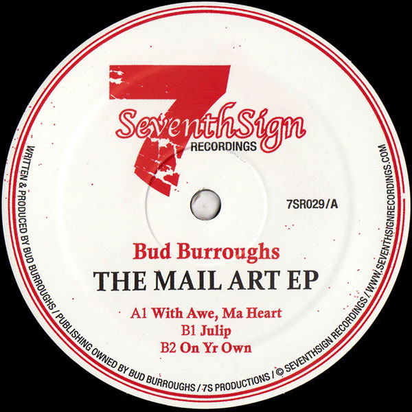 bud-burroughs-the-mail-art-ep-seventh-sign-recordings-cover