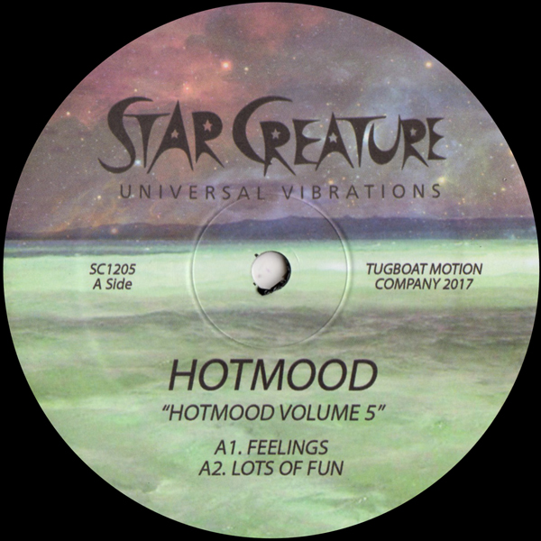 hotmood-hotmood-volume-5-star-creature-cover