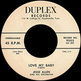 jesse-allen-and-his-orches-love-my-baby-after-a-wh-duplex-records-cover