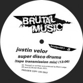 justin-velor-black-lodge-super-disco-drums-brutal-music-cover