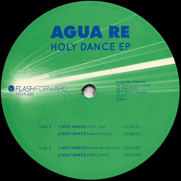 agua-re-holy-dance-flash-forward-cover
