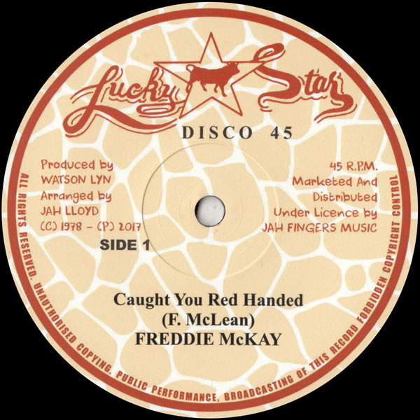 freddie-mckay-caught-you-red-handed-jah-jah-fingers-music-cover