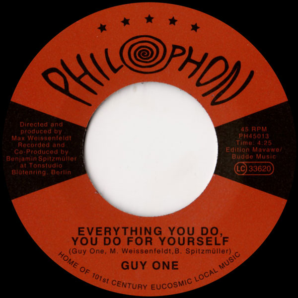 guy-one-everything-you-do-you-do-yourse-philophon-cover