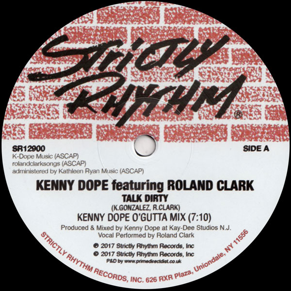 kenny-dope-roland-clark-talk-dirty-strictly-rhythm-cover