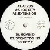 alvin-aronson-city-ep-white-material-cover