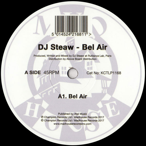 dj-steaw-bel-air-madhouse-records-cover