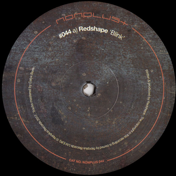 redshape-blink-non-plus-records-cover