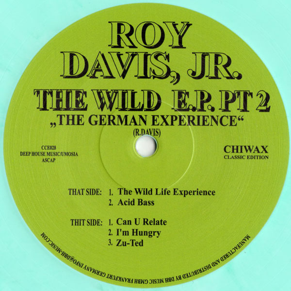 roy-davis-jnr-the-wild-ep-pt-2-the-german-chiwax-classic-edition-cover
