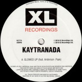kaytranada-glowed-up-lite-spots-xl-recordings-cover