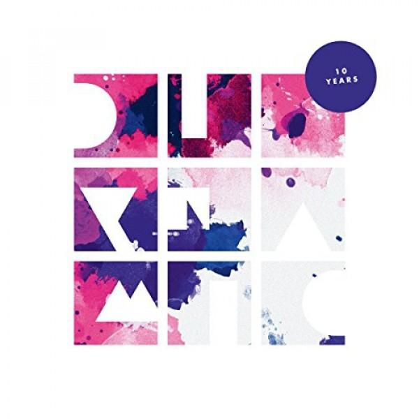 various-artists-10-years-diynamic-cd-diynamic-music-cover