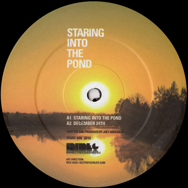 joey-anderson-staring-into-the-pond-inimeg-recordings-cover