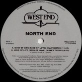 north-end-kind-of-life-kind-of-love-mas-west-end-records-cover