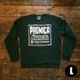 phonica-records-phonica-records-sweatshirt-green-phonica-merchandise-cover