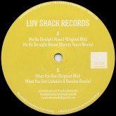 lesale-we-go-straight-ahead-luv-shack-records-cover