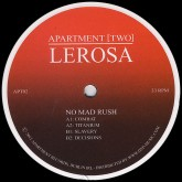 lerosa-no-mad-rush-ep-apartment-cover