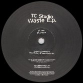 tc-studio-waste-ep-all-inn-records-cover
