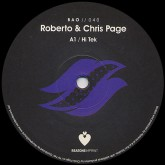 roberto-chris-page-hi-tek-spring-times-ep-be-as-one-cover