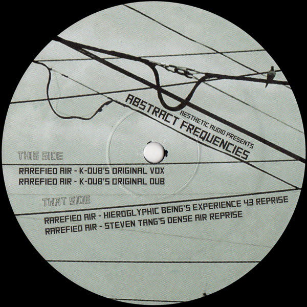 hieroglyphic-being-keith-abstract-frequencies-ep-aesthetic-audio-cover