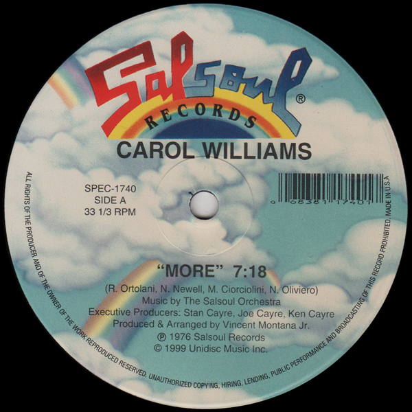 carol-williams-love-is-you-more-unidisc-cover