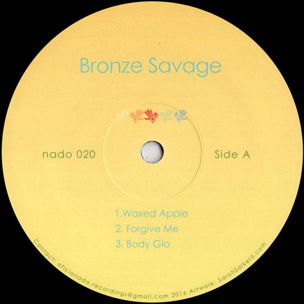 bronze-savage-bronze-savage-ep-aficionado-cover