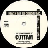 cottam-harsh-side-effects-ep-machine-records-cover