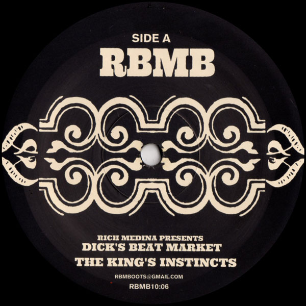 rich-medina-dicks-beat-market-the-kings-rbmb-cover