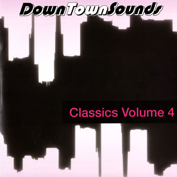 aleem-mary-clark-rena-pabl-downtown-sounds-classics-volum-fatty-fatty-phonographics-cover