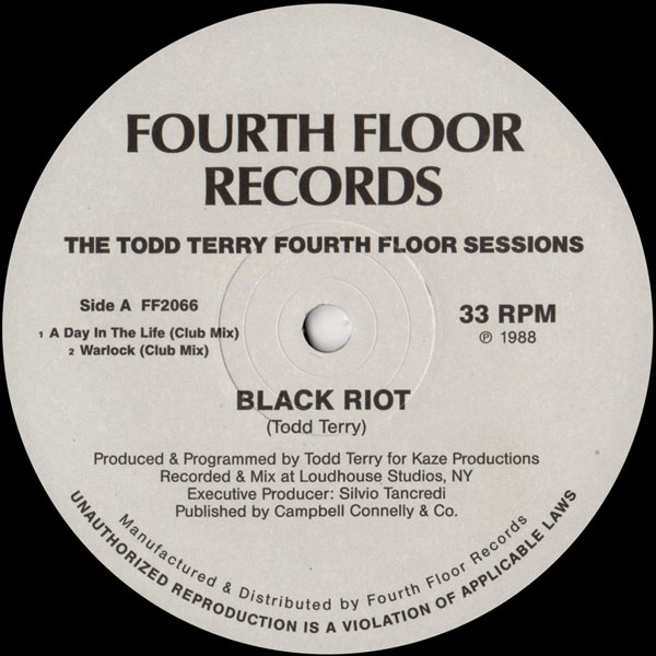 black-riot-todd-terry-master-the-todd-terry-fourth-floor-fourth-floor-cover