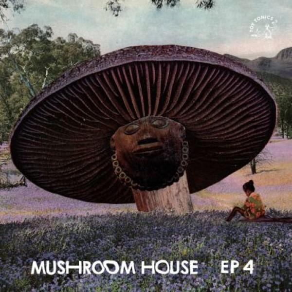 joe-claussell-karl-hector-mushroom-house-ep-4-toy-tonics-cover