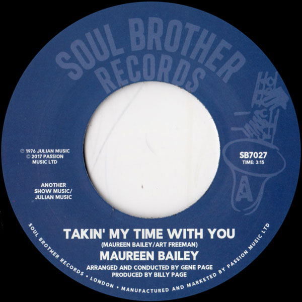 maureen-bailey-takin-my-time-with-you-soul-brother-records-cover