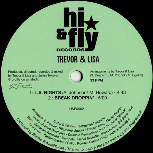 trevor-lisa-la-nights-break-dropp-hi-fly-records-cover