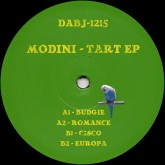 modini-tart-ep-dixon-avenue-basement-jams-cover