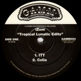 izem-tropical-lunatic-edits-gamm-records-cover