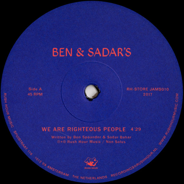 ben-sadars-we-are-rightous-people-rush-hour-store-jams-cover