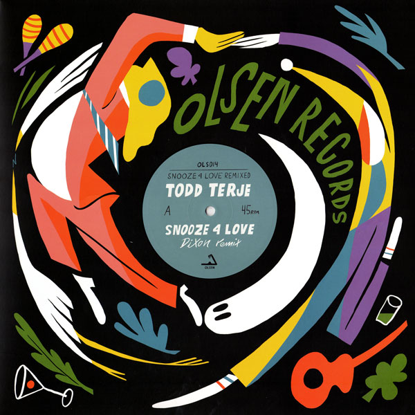 todd-terje-snooze-4-love-dixon-luke-olsen-records-cover