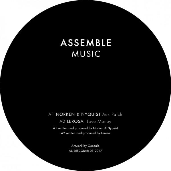 norken-lerosa-robin-ordell-assemble-music-vs-discobar-split-assemble-music-discobar-cover