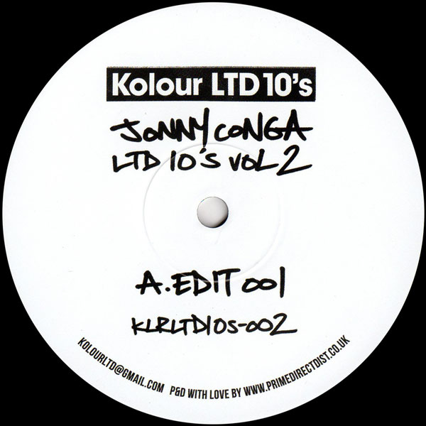 jonny-conga-ltd-10s-vol-2-kolour-ltd-cover