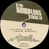 the-kompleks-the-kompleks-edits-ep-plimsoll-cover