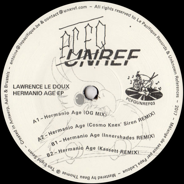 lawrence-le-doux-hermanio-age-ep-le-pacifique-records-cover