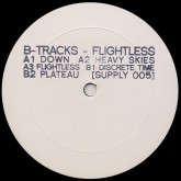 b-tracks-flightless-ep-supply-records-cover