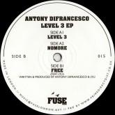 antony-difrancesco-level-3-ep-fuse-london-cover