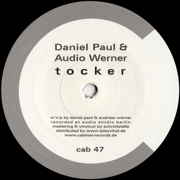 daniel-paul-audio-werner-tocker-wildpark-cabinet-records-cover