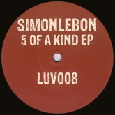 simonlebon-friends-5-of-a-kind-ep-luv-shack-records-cover