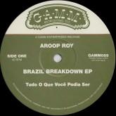 aroop-roy-brazil-breakdown-ep-gamm-records-cover