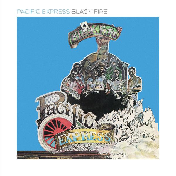 pacific-express-black-fire-lp-matsuli-cover