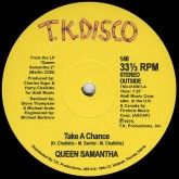 queen-samantha-mad-dog-fire-take-a-chance-cosmic-funk-tk-disco-cover