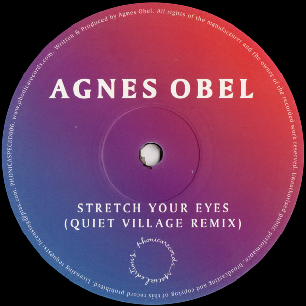 agnes-obel-stretch-your-eyes-quiet-village-phonica-records-special-editi-cover