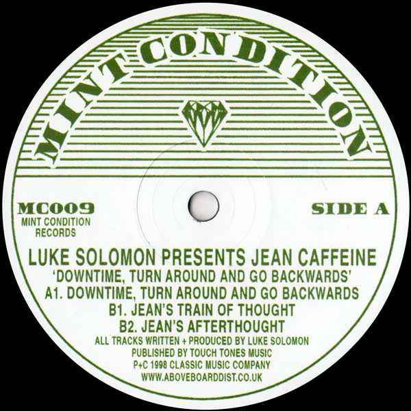 jean-caffeine-downtime-turn-around-and-go-mint-condition-cover